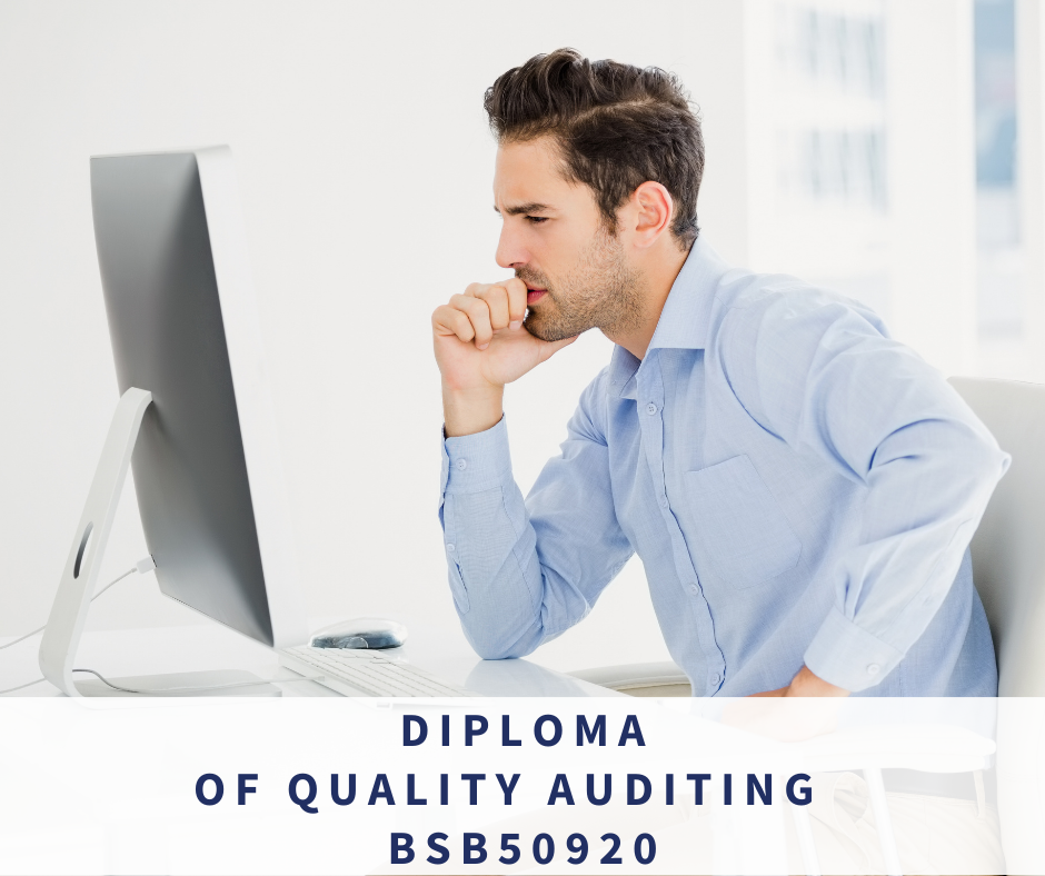 Diploma of Quality Auditing BSB50920