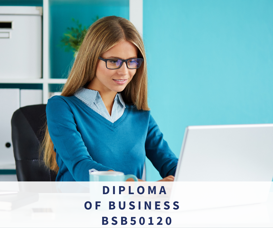 Diploma of Business BSB50120