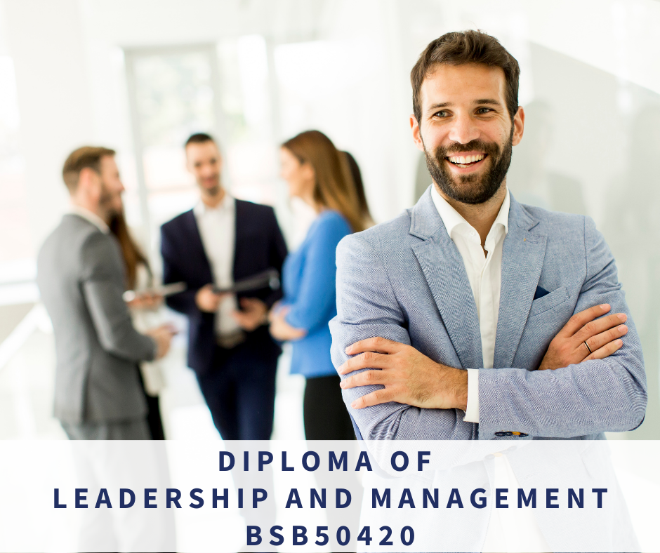 Diploma of Leadership and Management BSB50420