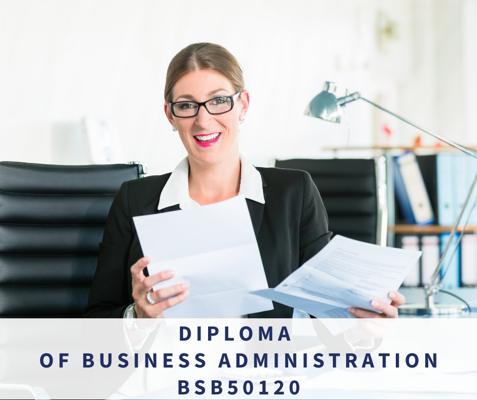 Diploma of Business Administration BSB50120